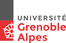 Universite Grenoble Alpes logo